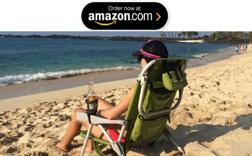 Button to buy SunChaser Bevi Pro Outdoor Beverage Holder on Amazon