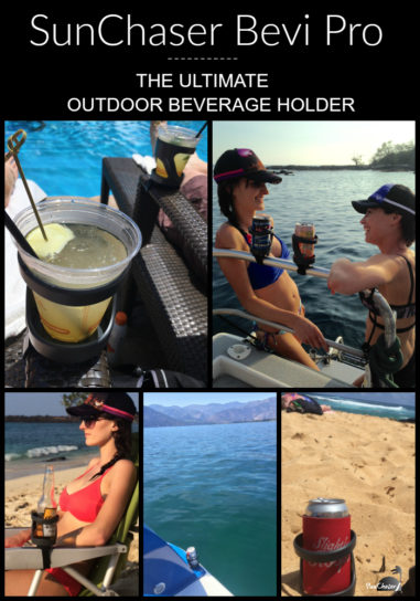 Drink Holder By SunChaser for Solo Cups, Beer Bottles, Beer Cans